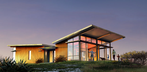Prefab Energy Efficient And Highly Affordable Homes