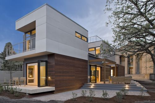 Smart-home-green-wired