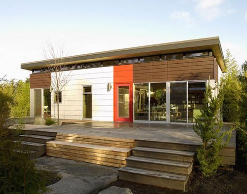 Eco Friendly Small Homes