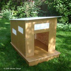 Como hacer una casa para perros taringa for Construir casa de perro