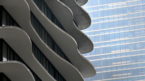 Gang-balconies