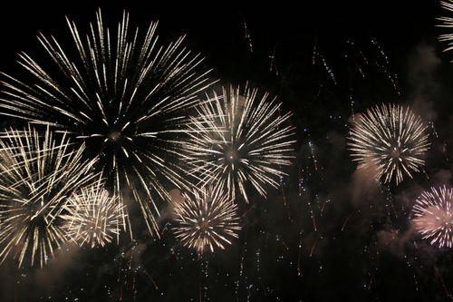 New-years-fireworks-display