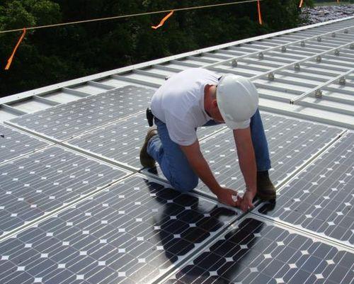 Manheim-solar-installation