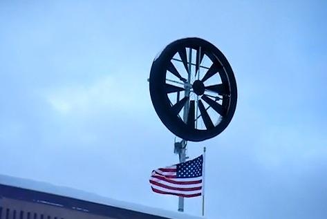 Honeywell-wind-turbine