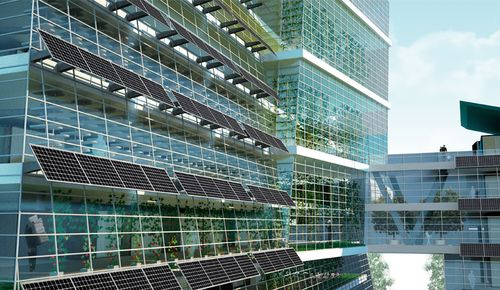 Eco-laboratory-solar