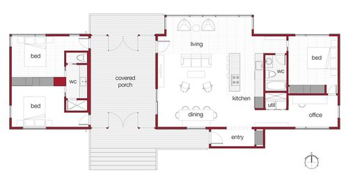 Dogtrot-mod-green-cabin-kit-floorplan
