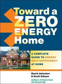 Toward-zero-energy-home-book