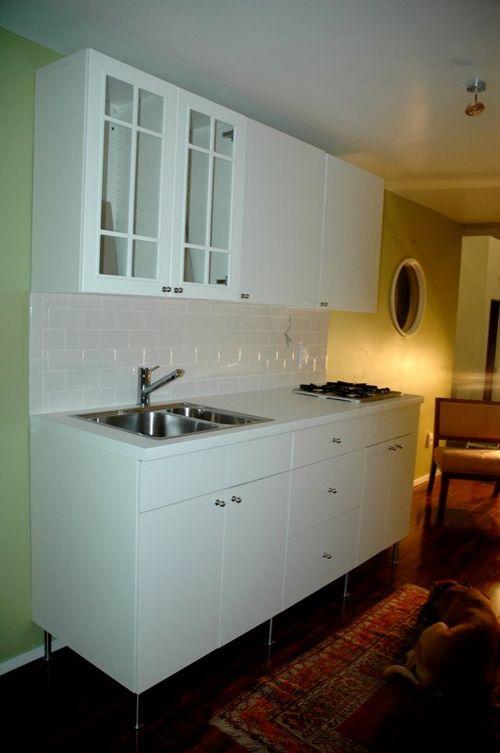 Leed-cabin-kitchen
