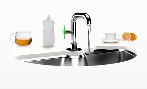 Eco-automatic-sink-concept