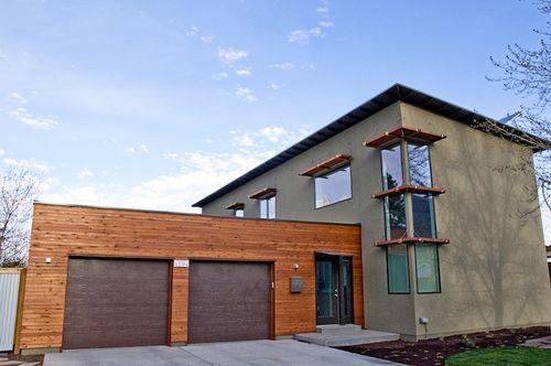 Breezeway House Utah Exterior