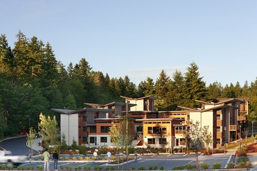 Bastyr University Village LEED Platinum