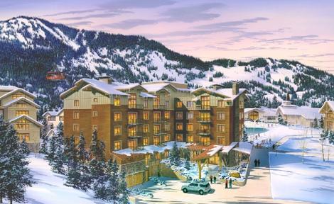 Hotel Terra Rendering