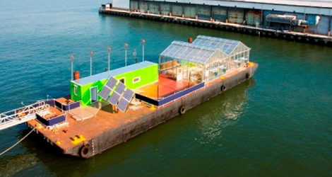 TheScienceBarge