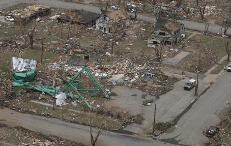Greensburg Aerial 2