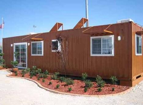 Instant-Built House