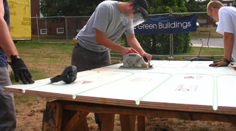 Solar decathlon teams using warmboard for Warmboard cost
