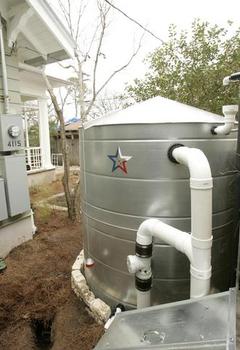 Rainwater Reclamation